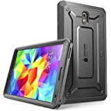 Samsung Galaxy Tab S 8.4 Case, SUPCASE [Heavy Duty] Case for Galaxy Tab S 8.4 Tablet [Unicorn Beetle PRO Series] Full-body Rugged Hybrid Protective Cover with Built-in Screen Protector (Black/Black)