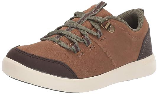 Merrell Freewheel Lace Sneaker (Little Kid/Big Kid), Brown, 13 Medium US Little Kid