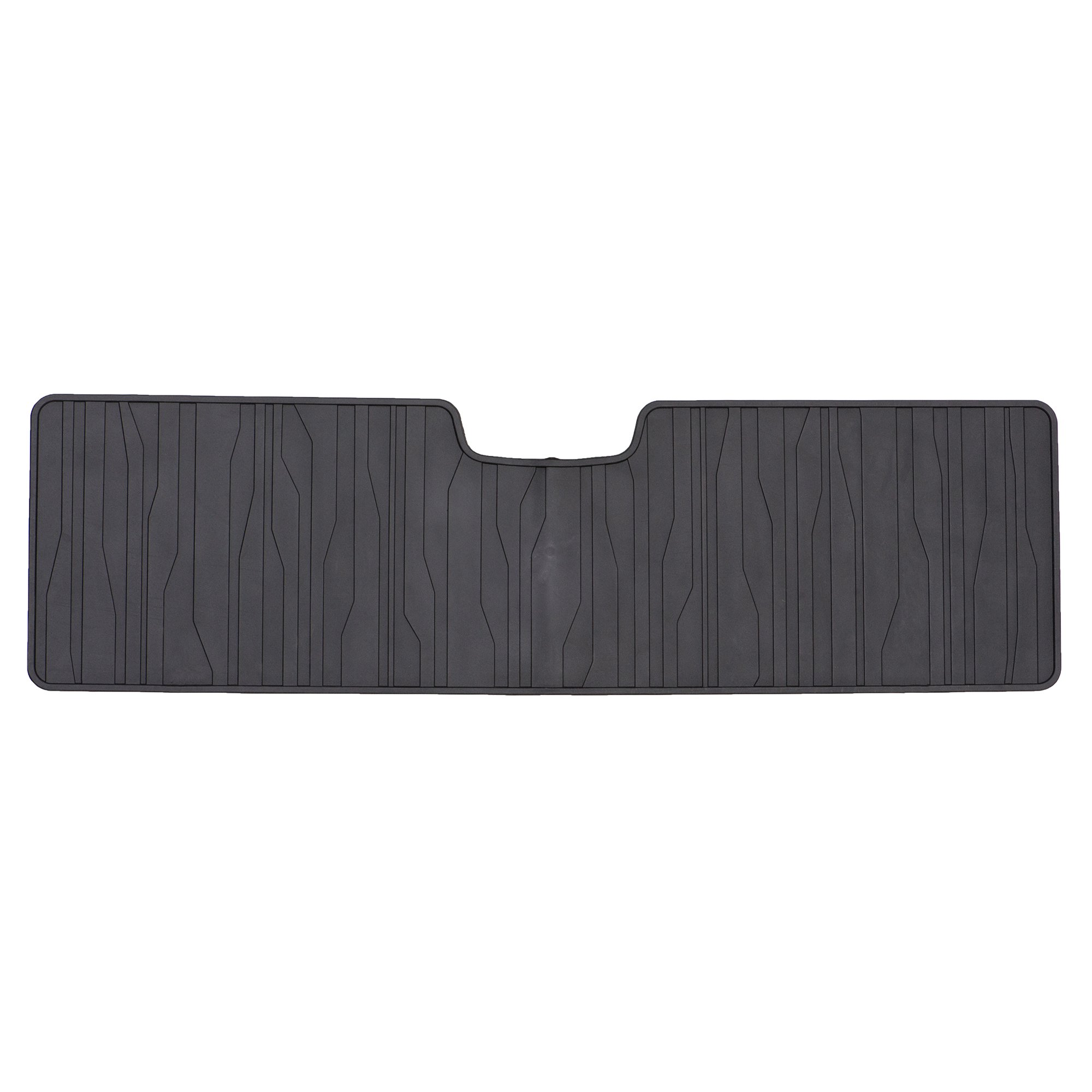 OEM NEW Rear All Weather Rubber Floor Mat w/GMC Logo 2018 Terrain 23323112