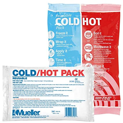 Mueller Reusable Cold/Hot Pack-4.7