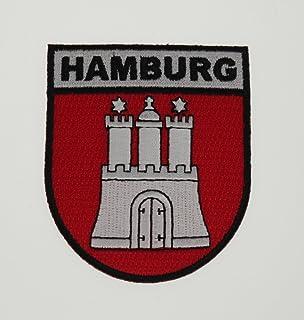 Yantec Wappen Patch Oldenburg Aufn/äher