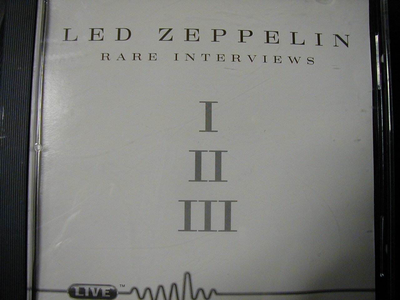 Led Zeppelin Rare Interviews I II III