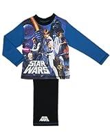 Star Wars Original Movie Poster Boys Pyjamas - Age 4-10 Years