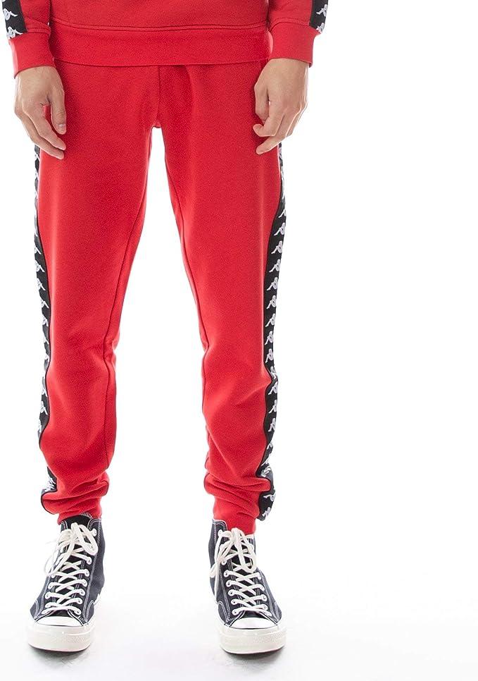 Kappa 222 Banda Alanz - Pantalones de chándal para hombre ...