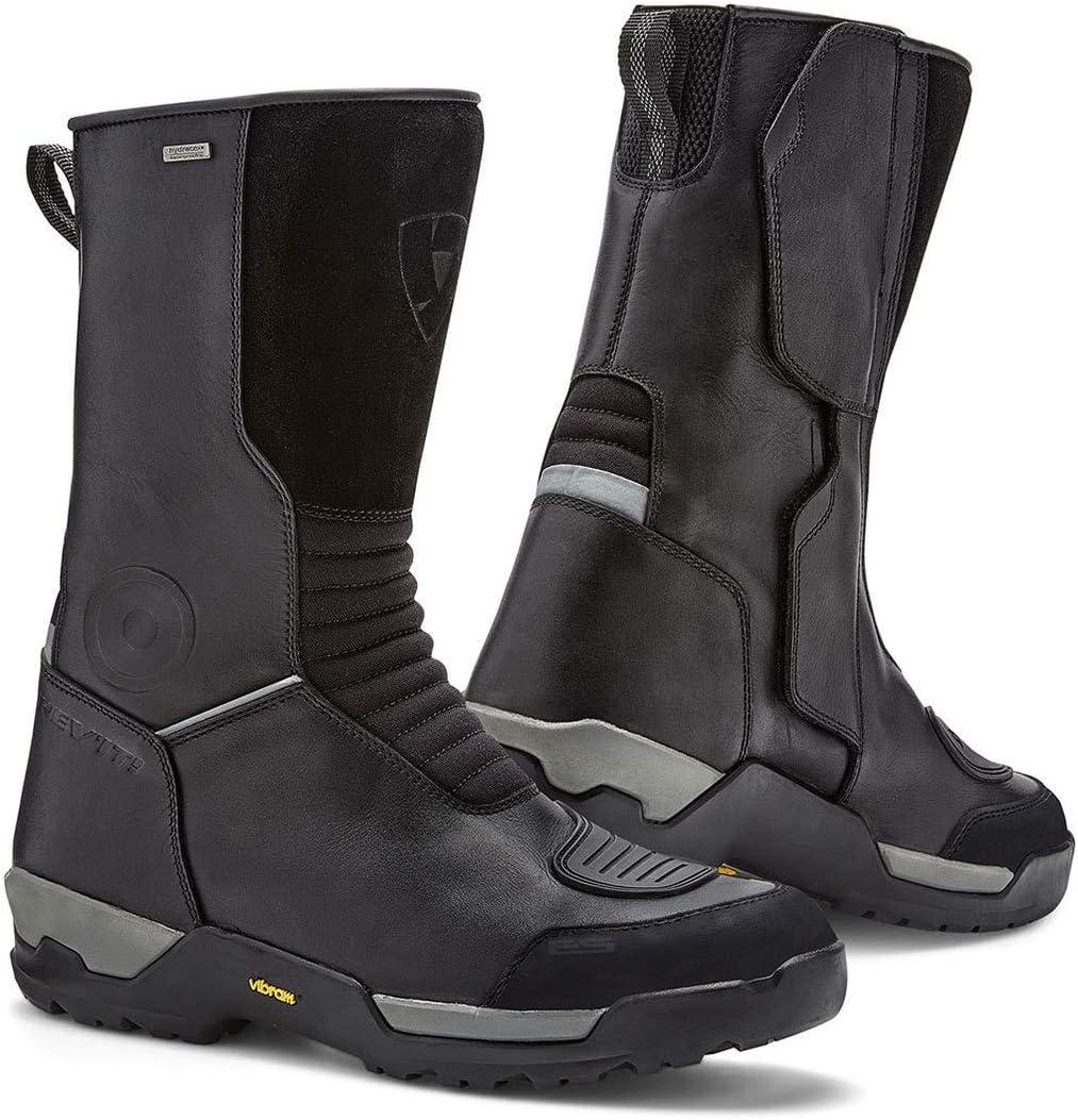 RevIt Compass H2O Black Boots