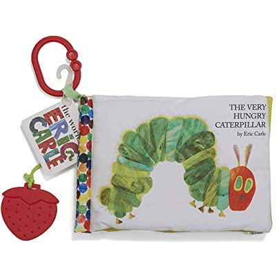 Kids Preferred World of Eric Carle, The Very Hungry Caterpillar Soft Book, Limited Edition: Toys & Games