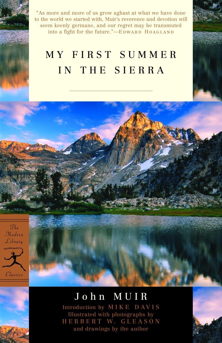 Download My First Summer in the Sierra (Modern Library Classics) PDF