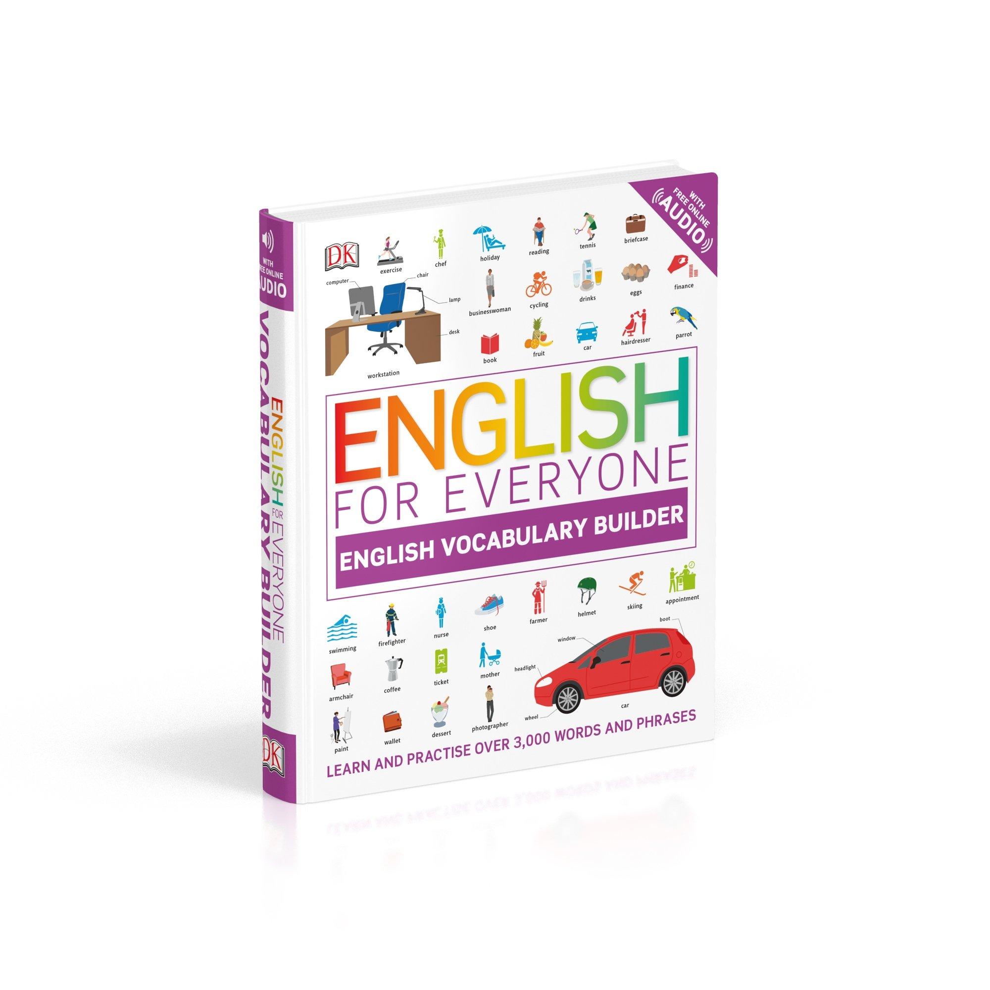 English for Everyone English Vocabulary Builder: Amazon co