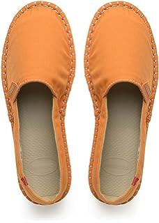 4137014 - Espadrilles - Mixte Adulte - Multicolore Orange (Orange Cyber) - 38 EU (36 Brazilian)Havaianas