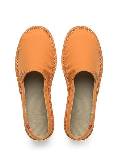 Havaianas Unisex-Erwachsene Origine III Espadrilles, Orange (Light Orange), 43 EU