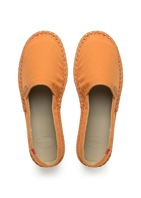 Havaianas Unisex-Erwachsene Origine III Espadrilles, Orange (Light Orange), 46 EU