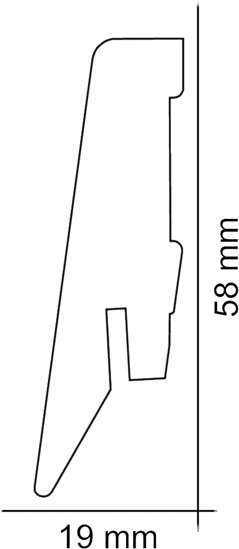LaminatbodenKronofix Classic 7 mm Stark Klicksystem Sie kaufen 1 m/² W/ählen Sie aus 25 Dekoren Nutzungsklasse AC4//31 Format: 1285 x 192 x 7 mm Laminatboden | 1 m/², Art Works