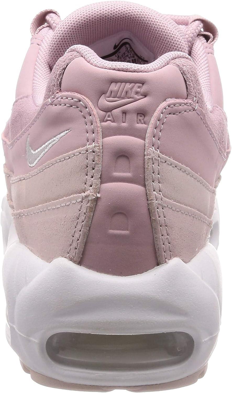 Nike Air Max 95 Premium Barely Rose 807443503, Trainers Rose