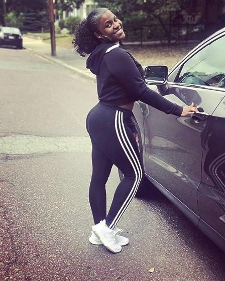 adidas Originals Women's 3 Stripes Legging Great fit!