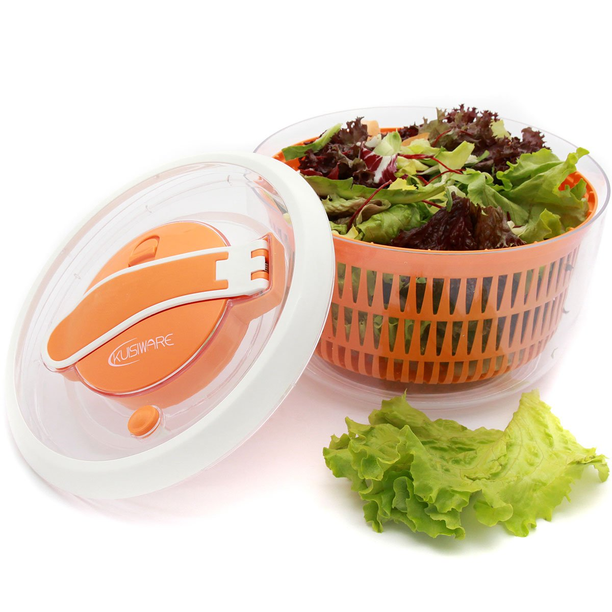 Salad Spinner (Because What Guy Wants to Wash Veggies)