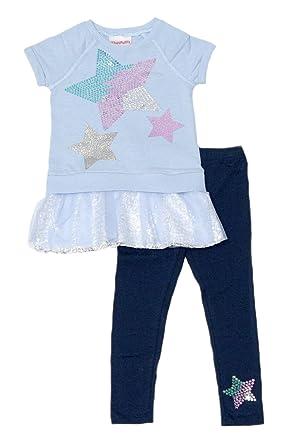 Amazon Com Flapdoodle Girls Clothing Set Clothing