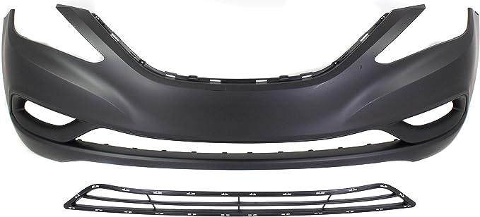 Rear Lower Valance Compatible with 2014 Hyundai Sonata CAPA