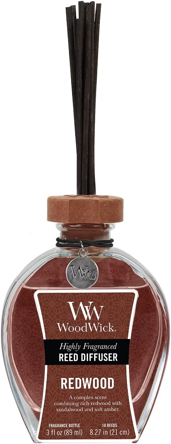 WoodWick Reed Diffuser 3oz Redwood