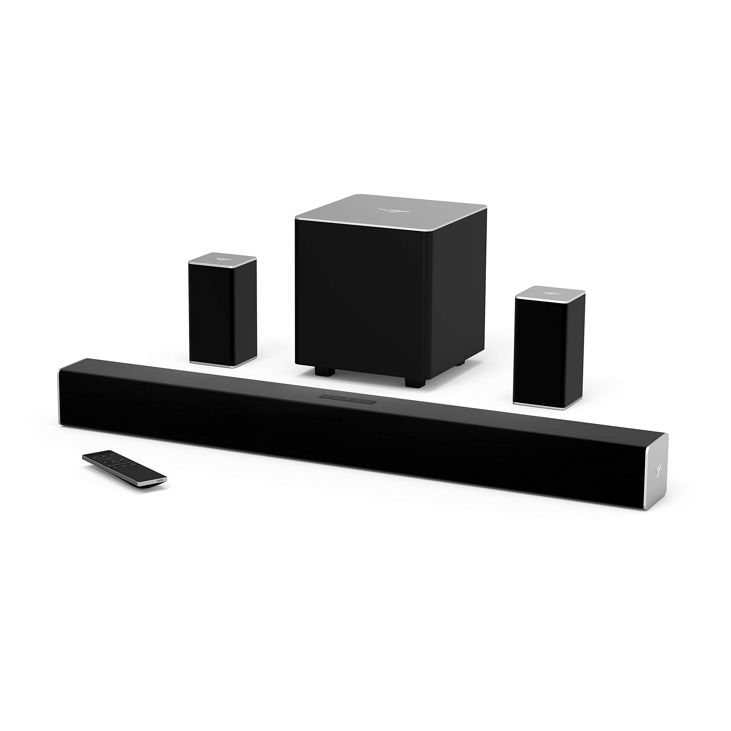 VIZIO 2017 32 Inch 5.1 Sound Bar, Speakers, Subwoofer (Renewed) by VIZIO (Image #1)