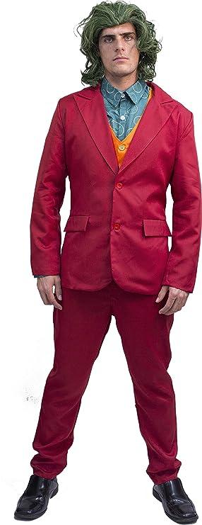Amazon.com: Disfraz de payaso de Bad Bear para Halloween ...