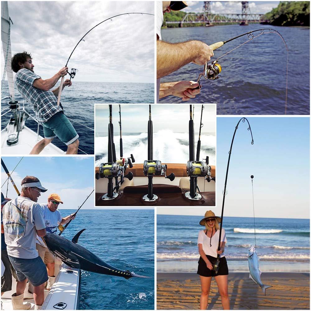 Daoud - Sedal trenzado de pesca de 8 filamentos superpotente y de alta calidad, 300 m: Amazon.es: Deportes y aire libre