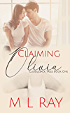Claiming Olivia: Christmas Holiday Romance New Releases (Cuddlesack Tales Book 1) (English Edition)