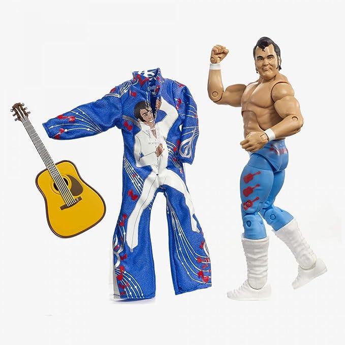WWE-Mattel-retrofest Elite-HONKY TONK MAN-SIGILLATO Nuovo di zecca
