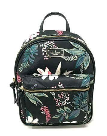 Kate Spade Small Bradley Wilson Road Botanical Floral Backpack WKRU5753