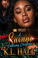 A Savage Calloway Christmas Paperback