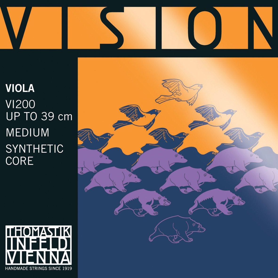 Thomastik-Infeld VI200 Vision Viola Strings Set 4/4