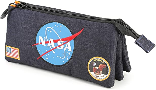 NASA Apollo II-Estuche Portatodo Triple HS: Amazon.es: Equipaje