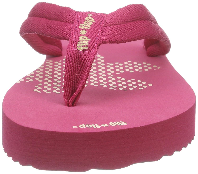 flip flop Slim Tex, Damen Zehentrenner, Pink (251), 38 EU