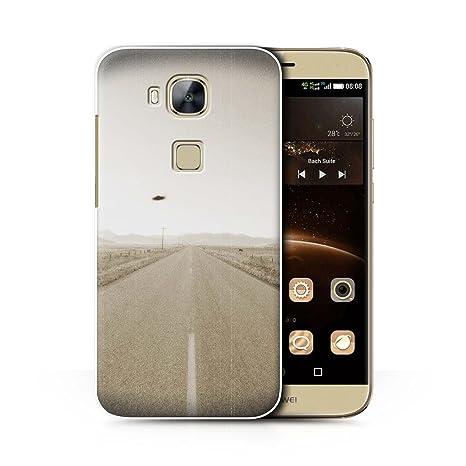 Stuff4® Carcasa/Funda Dura para el Huawei G8 / Serie ...
