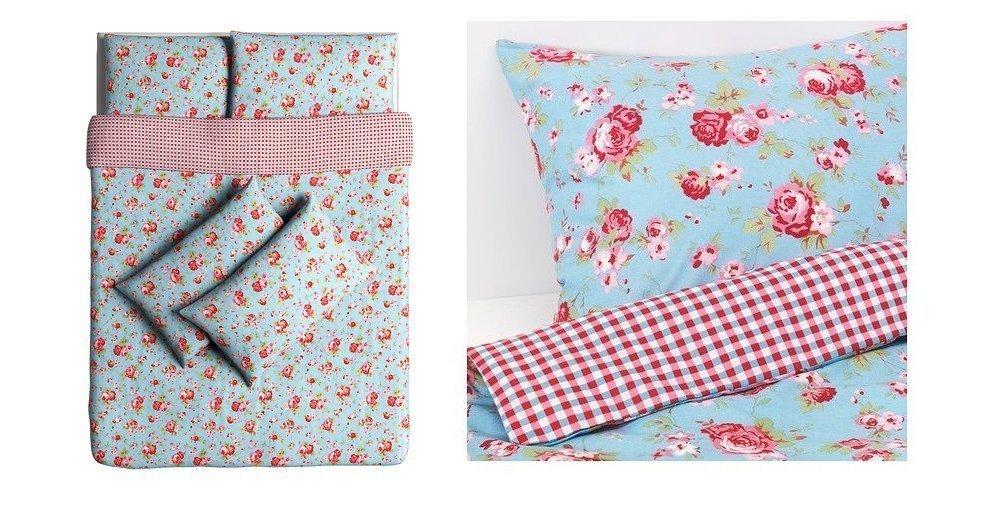 Rosali Cath Kidston Für Ikeabettbezug 2 Kissenbezüge Bettwäsche