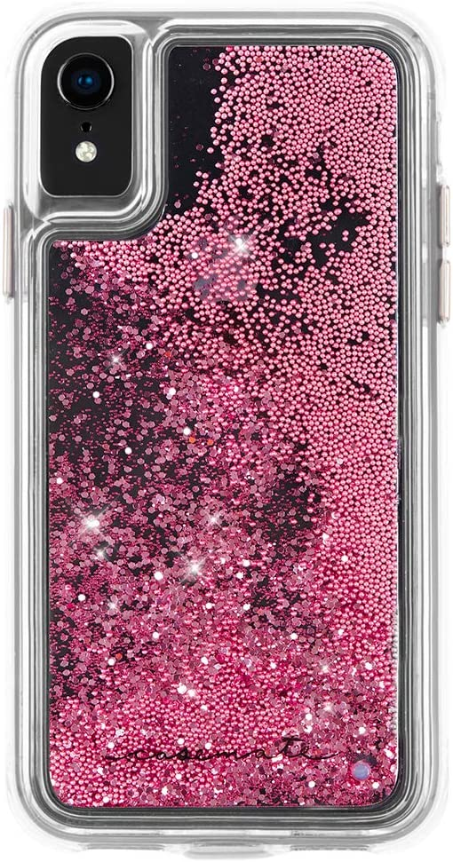 Amazon Com Case Mate Iphone Xr Case Waterfall Iphone 6 1 Rose Gold