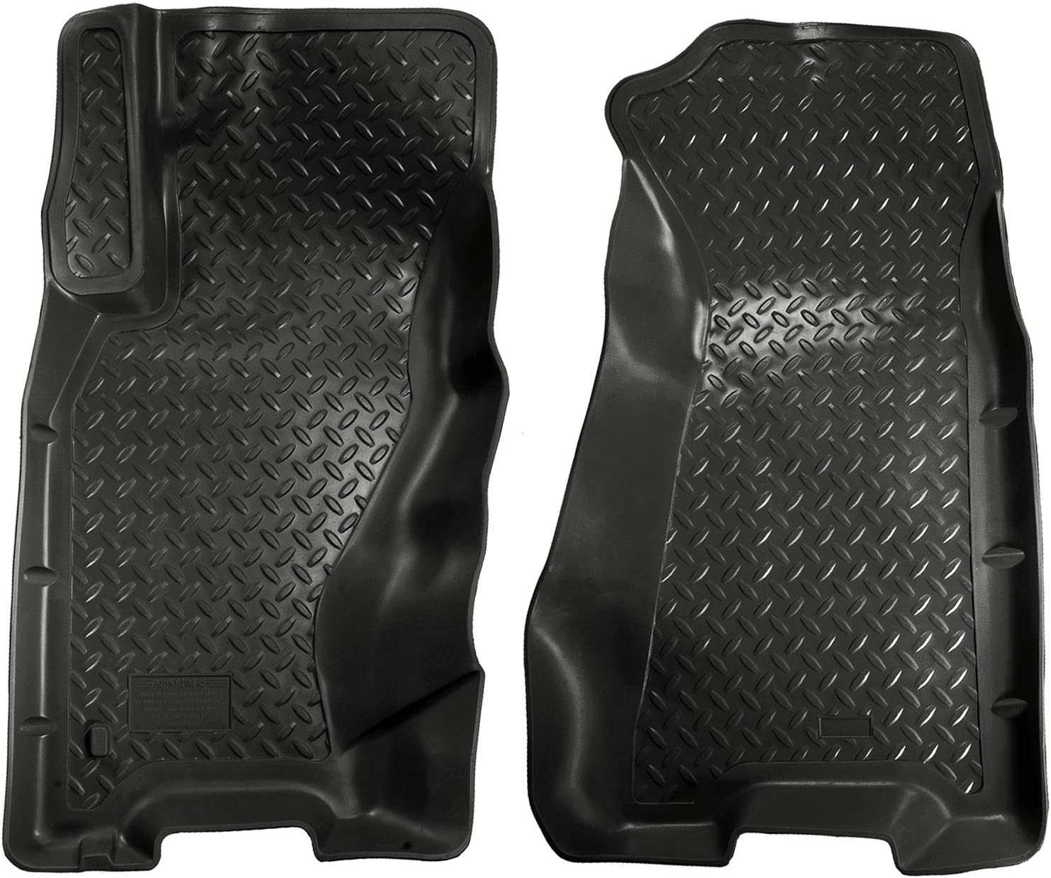 Husky Liners Fits 1999-04 Jeep Grand Cherokee Classic Style 2nd Seat Floor Mat