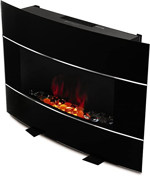 Amazon Com Bionaire Bef6500 Um Electric Fireplace Heater With