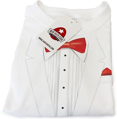 NEW - de color blanco diseño de esmoquin de formación con ...