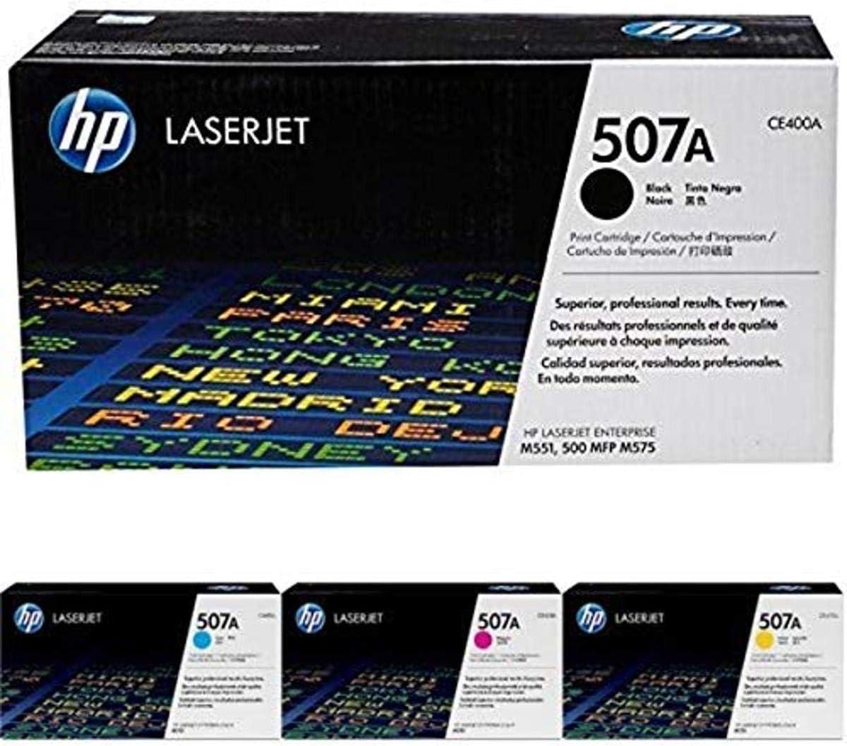 HP 507A Magenta LaserJet Toner