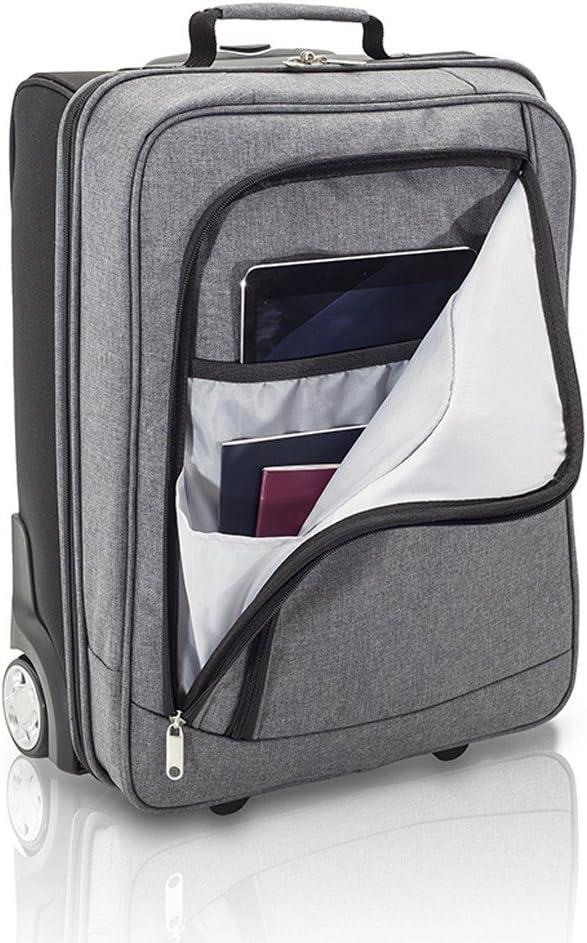 Elite Bags Dimensions : 47 x 34 x 18 cm. Urban Hovi Mallette de soins /à domicile biotonique Couleurs : gris et noir