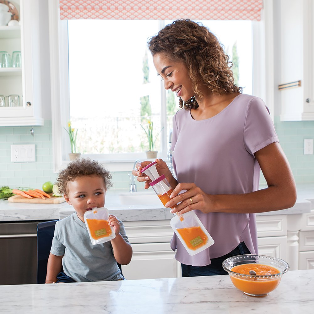 Infantino Fresh Squeezed Simple Squeeze Kit by Infantino (Image #6)
