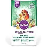 Halo Vegan Dry Dog Food, Adult Garden of Vegan Recipe