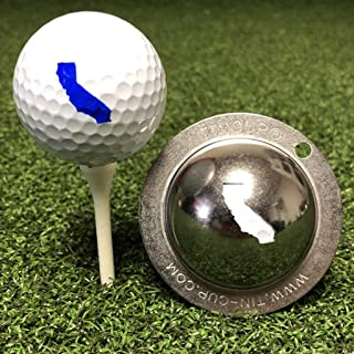 product image for Tin Cup California State Golf Ball Custom Marker Alignment Tool