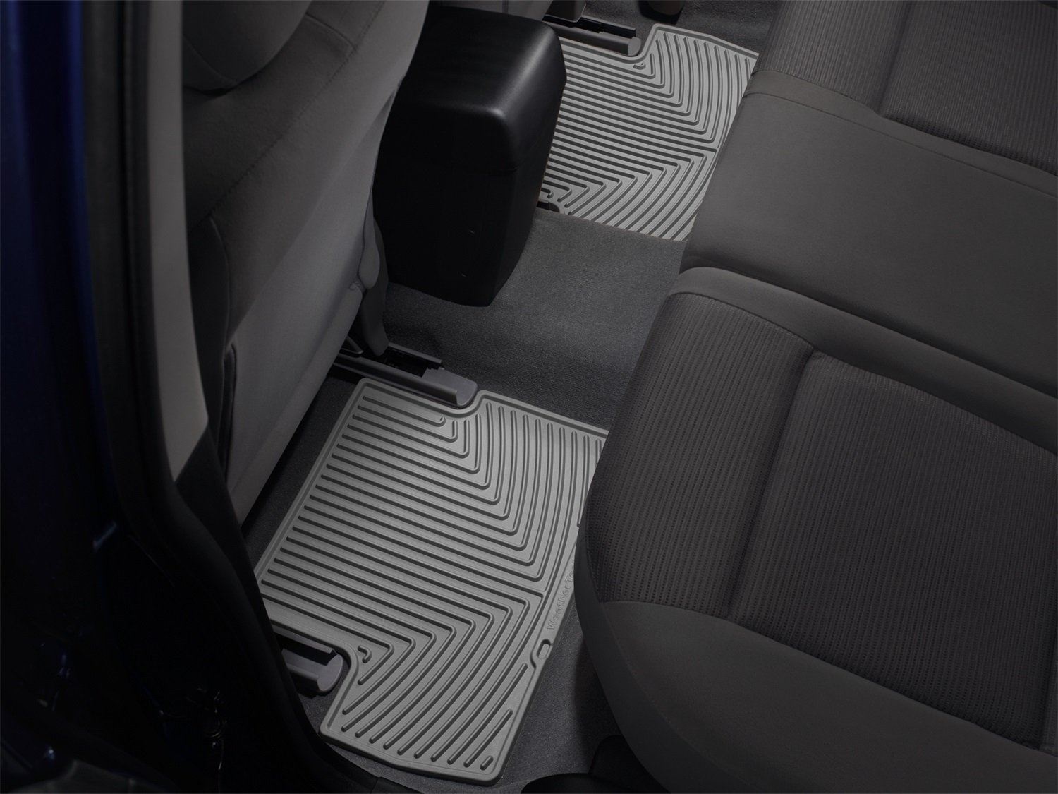 Rubber Front//Rear WeatherTech WTFG235185 Floor Mat