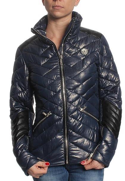 Nickelson - Chaqueta - para mujer azul XL: Amazon.es: Ropa y ...