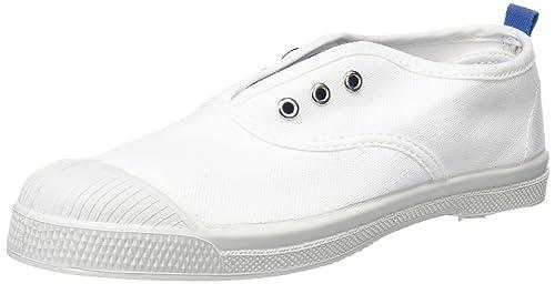 Bensimon Tennis Elly Whity, Zapatillas Unisex Niños: Amazon.es: Zapatos y complementos