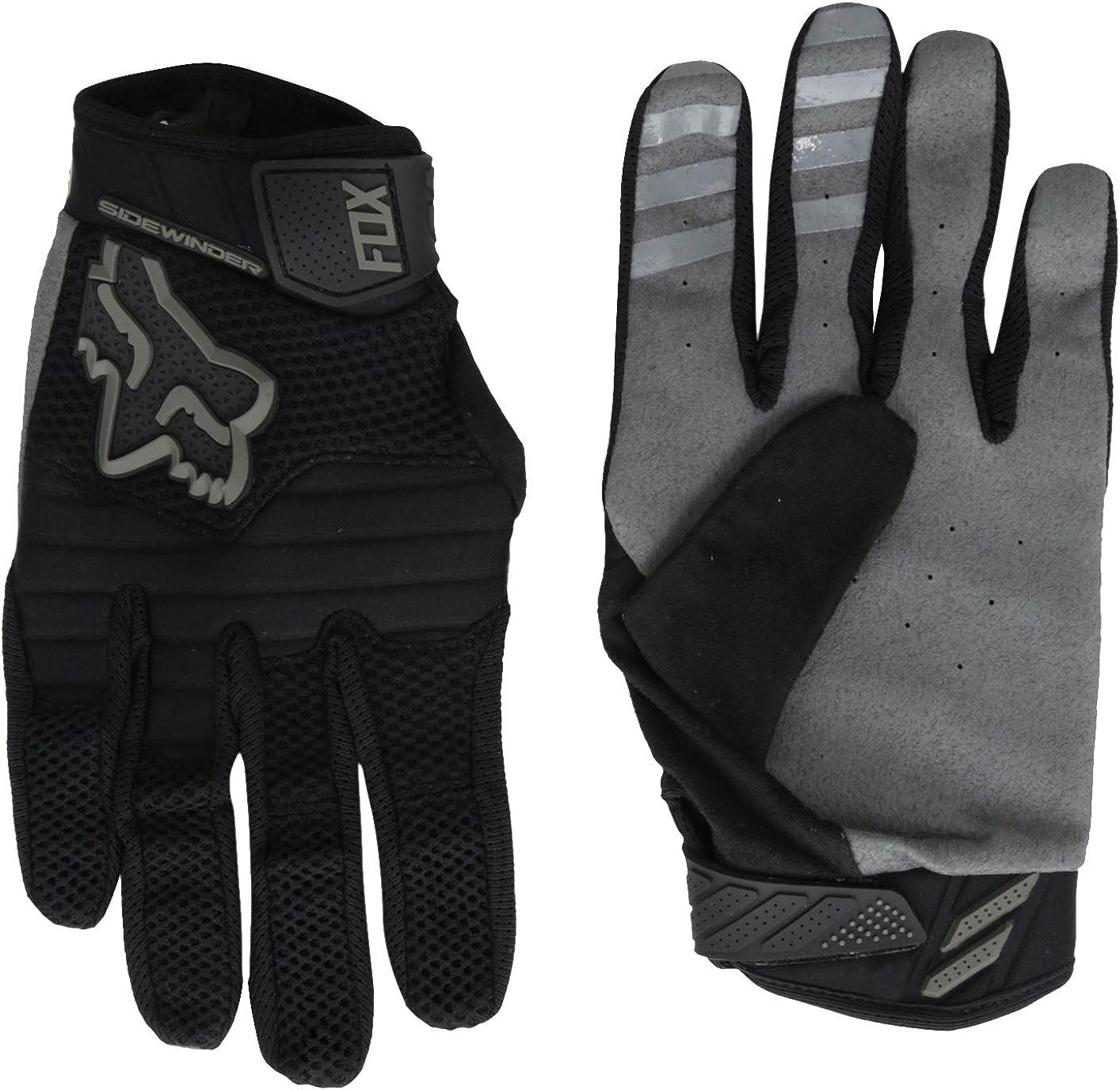 Amazon Com Fox Head Men S Sidewinder Glove Cycling Gloves Clothing
