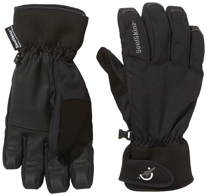 buy popular wide varieties arrives SealSkinz Unisex's Winter Gloves-Black, Smalll