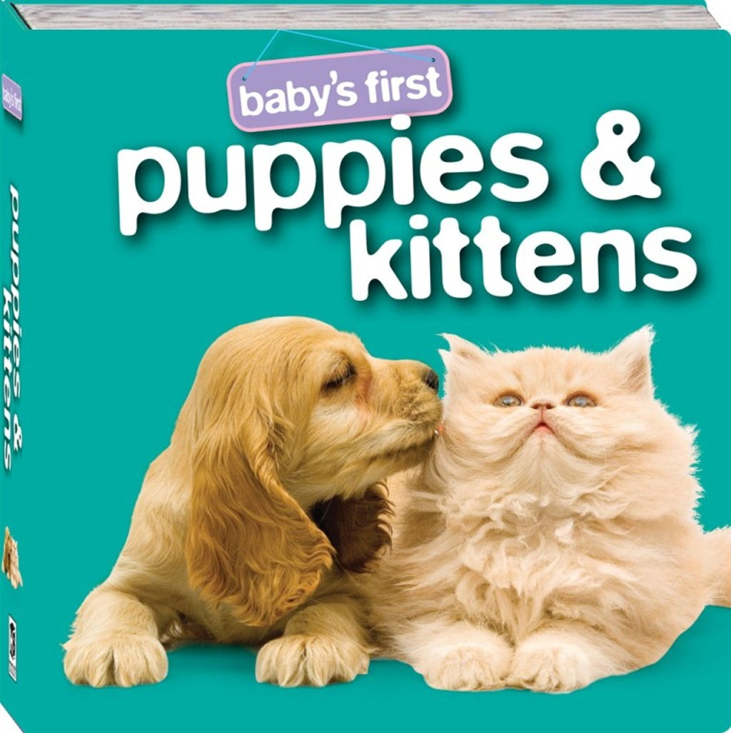 Baby s First Puppies and Kittens Hinkler Editors