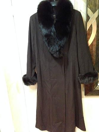 detailed images 2018 shoes release date Amazon.com: Marvin Richards Women's Wedding Winter Fox Fur ...